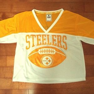 PINK Victoria's Secret Steelers Jersey
